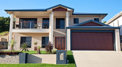 Exterior house painters restore and rejuvenate property with modern render colours
